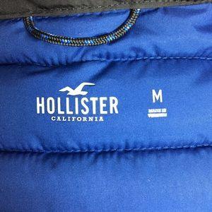 Hollister Jackets & Coats - Hollister quilted vest